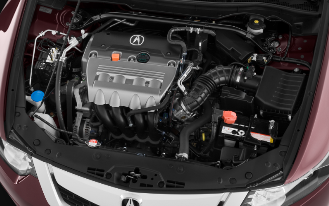 2021 Acura TSX Engine