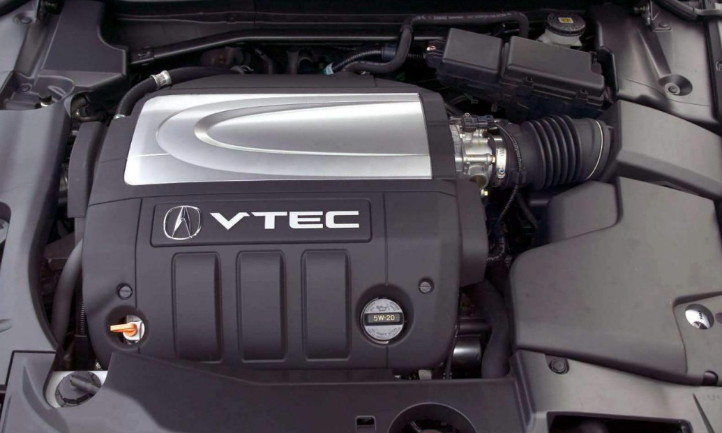 2022 Acura RL Engine