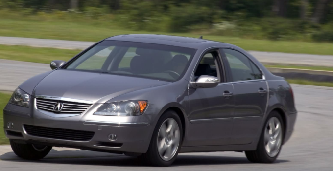 New 2022 Acura RL Review, Specs, Release Date