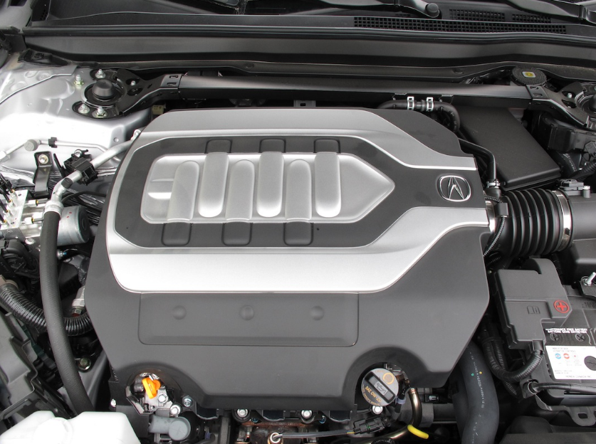 2022 Acura RLX Engine