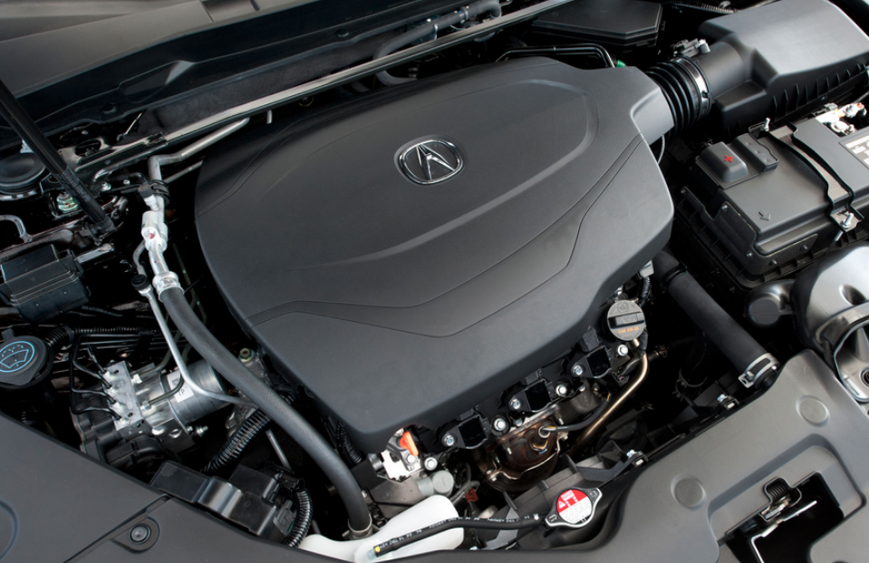 2022 Acura TLX Engine