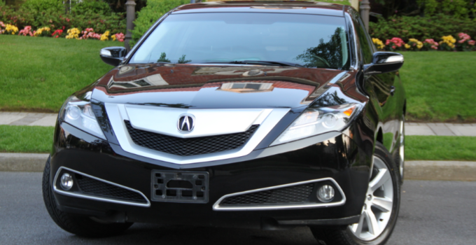 New 2022 Acura ZDX Review, For Sale, Interior