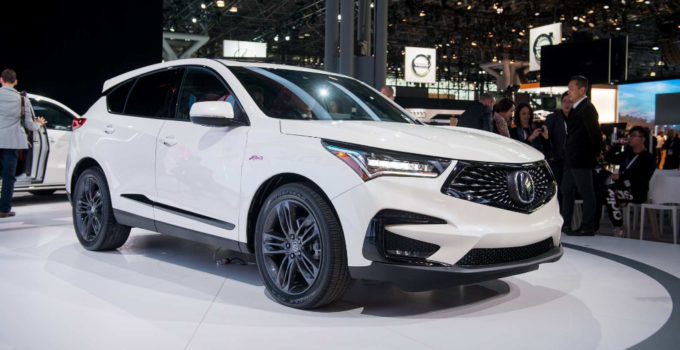 New 2023 Acura CDX Price, Review, Dimensions