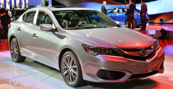 New 2023 Acura ILX Redesign, Release Date, Changes