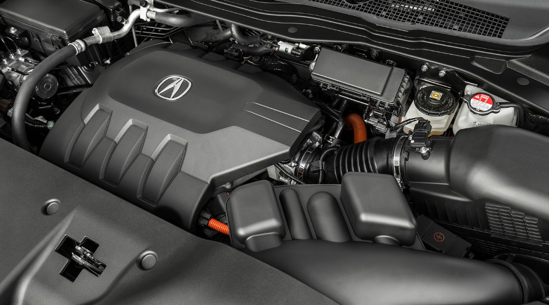 2023 Acura MDX Engine