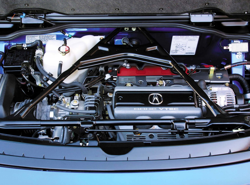 2023 Acura RSX Engine