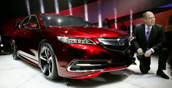 New 2023 Acura TLX Review, For Sale, Price