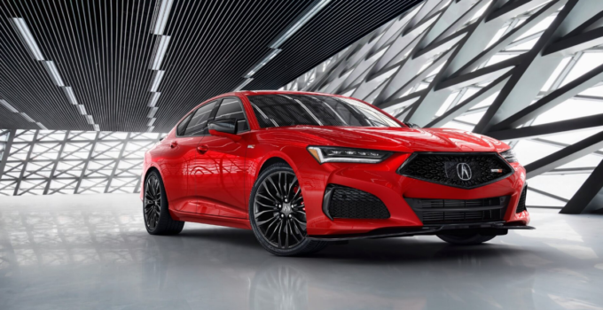 2023 Acura TLX Type S Review, Price, Redesign